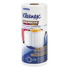 Kleenex Premiere Kitchen Roll Paper Towels, 1 Ply, White, 70 sht/rl, 24 rl/ct KIM13964