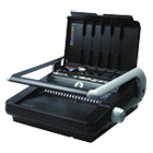 CombBind C340 Manual Binding System, 425 Sheets, 18w x 17d x 13h, Off-White GBC7709000