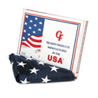 All-Weather Outdoor U.S. Flag, Heavyweight Nylon, 3 ft. x 5 ft. AVTMBE002460