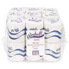 Embossed Bath Tissue, 2-Ply, 400 Sheets/Roll, 18 Rolls/Carton WIN2440