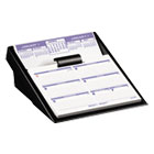"Flip-A-Week Desk Calendar and Base, 5 5/8"" x 7"", 2015 AAGSW700X00"