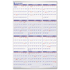 AAGPM1228 - Yearly Wall Calendar, 24 x 36, 2016