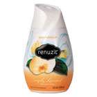 Renuzit Adjustables Air Freshener, Simply Vanilla, Solid, 7 oz, 12/Carton DIA03661