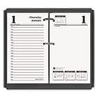 Economy Daily Desk Calendar Refill, 3-1/2w x 6h, 2015 HOD4717