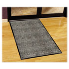 Silver Series Indoor Walk-Off Mat, Polypropylene, 36 x 60, Pepper/Salt MLL74030530