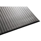 Air Step Antifatigue Mat, Polypropylene, 24 x 36, Black MLL24020302