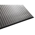 Air Step Antifatigue Mat, Polypropylene, 36 x 60, Black MLL24030502