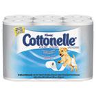 Kleenex Cottonelle Ultra Soft Toilet Paper, Ultra, 4.2x4 in, 165 sht/rl, 12 rl/pk KIM12456PK