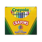 Classic Color Pack Crayons, Assorted 64/Box CYO52064D