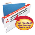 Viewables Color Labeling System, Label Pack Refill, 3 1/2 Inch, White, 160/Pack SMD64915