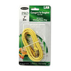 CAT5e Snagless Patch Cable, RJ45 Connectors, 7 ft., Yellow BLKA3L79107YLWS