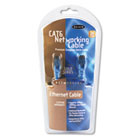 High Performance CAT6 UTP Patch Cable, 3 ft., Blue BLKA3L98003BLUS