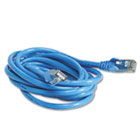 High Performance CAT6 UTP Patch Cable, 7 ft., Blue BLKA3L98007BLUS