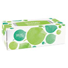 100% Recycled Facial Tissue, 2-Ply, 175/Box SEV13712BX