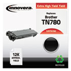 Remanufactured TN780 High-Yield Toner, 12000 Page-Yld, Black IVRTN780