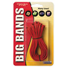 Big Bands, Rubber Bands, 7 x 1/8, 12/Pack ALL00700