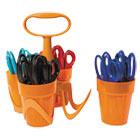 Scissors, 5 in. Length, Classpack, Blunt Tip, Assorted FSK1234667097J