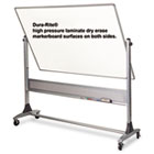 Platinum Reversible Dry Erase Board, 72 x 48 BLT669RGHH