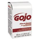 Pink & Klean Skin Cleanser 800mL Bag-in-Dispenser Refill, Floral GOJ912812EA