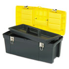Series 2000 Toolbox w/Tray, Two Lid Compartments BOS019151M