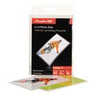 Fusion LongLife Premium Laminating Pouches, 5 mil, 4 1/4 x 6-5/16, 10/Pack SWI3747322