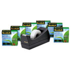 "Magic Greener Tape, with Free C38 Tape Dispenser, 3/4"" x 900"", 6/Pack MMM8126PC38"
