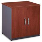 """30""""W Storage Cabinet Series C, Hansen Cherry/Graphite Gray BSHWC24496A"""