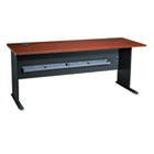 "72""W Desk Series A Hansen Cherry BSHWC94472"