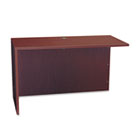 BL Series Return Shell, 48-1/4w x 24d x 29h, Mahogany BSXBL2145NN