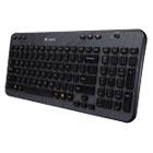 K360 Wireless Keyboard for Windows, Black LOG920004088