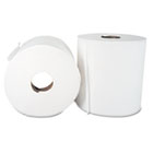 Boardwalk Center-Pull Roll Paper Towels, 2 Ply, 8 x 10 in, White, 660 ft/rl, 6 rl/ct BWK6400