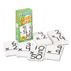 Flash Cards, Multiplication Facts 0-12, 3w x 6h, 94/Pack CDPCD3930