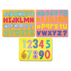 Magnetic WonderFoam Puzzles, Three Puzzles CKC4470