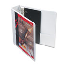 Cardinal® EasyOpen® ClearVue™ Locking Slant-D® Ring View Binder