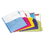 Cardinal® Poly Index Dividers