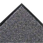 Classic Berber Wiper Mat, Nylon/Olefin, 36 x 60, Gray CWNCB0035GY