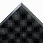 Mat-A-Dor Entrance/Scraper Mat, Rubber, 24 x 32, Black CWNMASR42BK