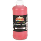 Ready-to-Use Tempera Paint, Red, 16 oz DIX21601