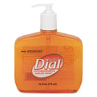 Liquid Dial Gold Antimicrobial Soap, Floral Fragrance, 16oz Pump Bottle DPR80790EA