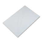 "Self-Healing Cutting Mat, Nonslip Bottom, 1"" Grid, 24 x 36, Gray EPIX7763"