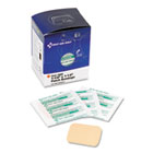 "Patch Bandages, 1 1/2"" x 1 1/2"", SmartCompliance Refill, 10/Box FAO3000"