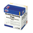 Alcohol Cleansing Pads, Dispenser Box, 100/Box FAOH305