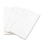 1/8 Fold Dinner Napkins, 15 x 16, White, 100/Pack GEP31436