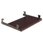 Genoa Series Pullout Keyboard Shelf, 20w x 11d, Dark Espresso GLBKS20DES