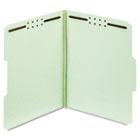 Globe-Weis® Heavy-Duty Pressboard Folders with Fasteners