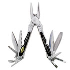 Folding 18-in-1 All-Purpose Stainless Steel Tool w/Belt Pouch GNS12007