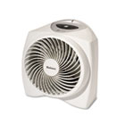 One-Touch Whisper Quiet 1500W Power Heater, 11 1/2w x 9d x 11h, White HLSHFH2986U