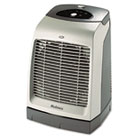 One-Touch Oscillating Heater/Fan, 9 1/8w x 9 5/8d x 13 1/2h, Gray HLSHFH5606UM