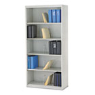 600 Series Jumbo Open File, 6-Shelf, Steel, Legal, 36w x 16-3/4d x 75-7/8h, Gray HONJ625CNQ
