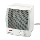 Quick Heat 1500W Ceramic Heater, Plastic Case, 6 1/2w x 6 1/4d x 7 1/4h HWLHZ315
